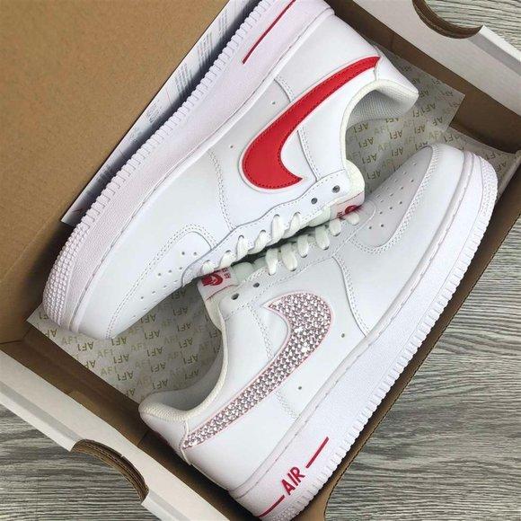 Custom Bling Nike Air Running Sneaker